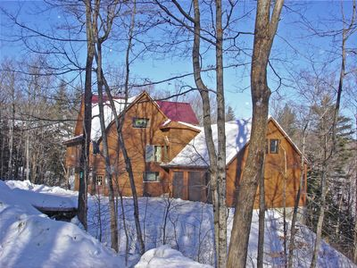 Photo for Gigantic Ski-In and-Out Paradise on Okemo PRIVATE RENTAL 28 LIC 18