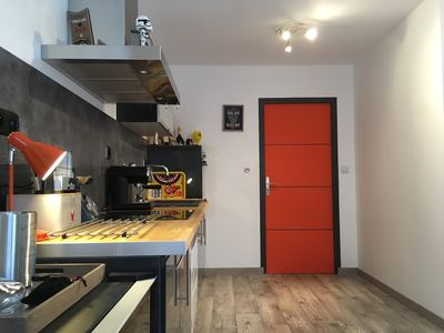 Photo for Apartment Cozy Cherbourg Center - District Calme close to town hall