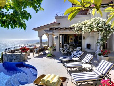 Photo for 4 BR Luxury Villas del Mar 377 w/ Ocean View, Private Pool, Fire Pit + More!