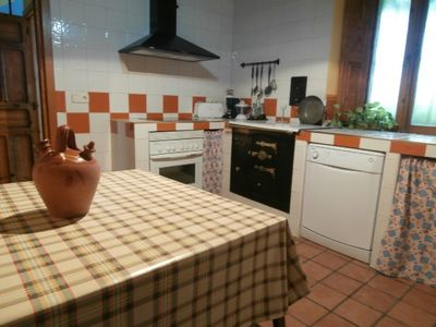 Photo for Self catering cottage La Cantina de Daniel for 10 people