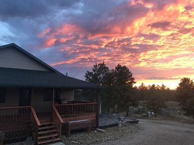Photo for Spectacular views and great proximity to Hauser Lake and the Missouri River