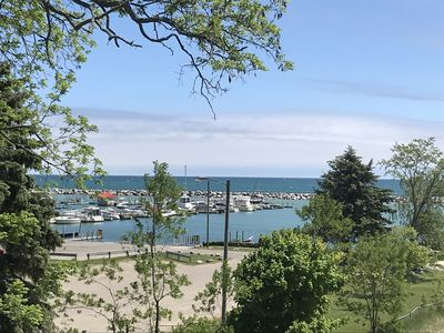 DNR Boat Launch and Lexington Marina just steps away!