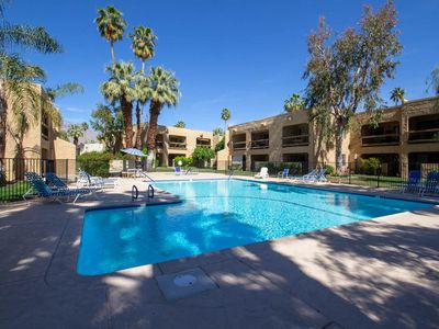 Photo for Desirable south Palm Springs Tahquitz Creek golf course!
