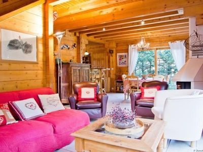 Photo for Chalet Les Houches, 3 bedrooms, 7 persons