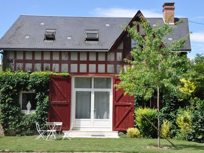 Photo for Charming cottage at the gateway to Sologne and the Loire Valley Castles