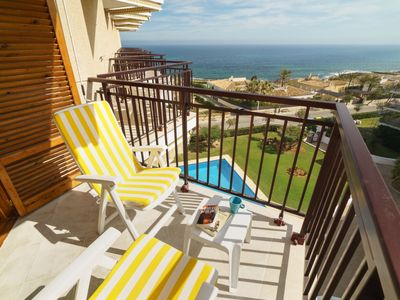 """Photo for Apartment a short walk away (152 m) from the """"Playa Segundo Montañar"""" in Xàbia with Lift, Parking, Internet, Washing machine (629971)"""