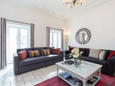 Photo for Palais Napoleon - Three Bedroom Apartment, Sleeps 8