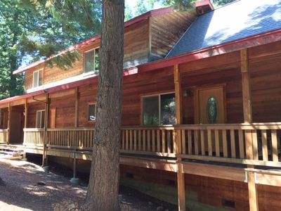 Photo for Heinrichs is an Upscale Mountain Retreat - walk to the state park!