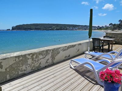 Photo for Vacation home Les Embruns (CZN111) in Crozon-Morgat - 4 persons, 2 bedrooms