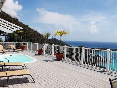 Photo for 3BR Villa Vacation Rental in St. John, USVI
