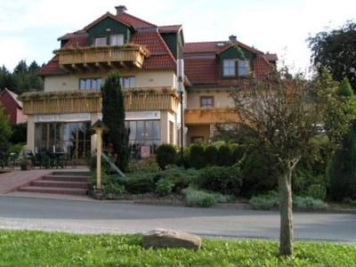 Photo for Double room, 2 pers. Incl. HP - Hotel and Berggasthaus Sonnenhof