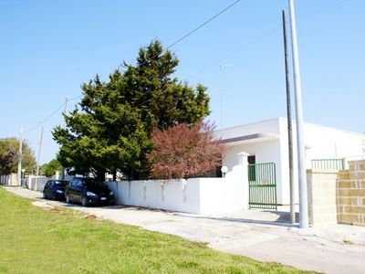 Photo for Villa behind the dunes of Torre Lapillo (TL04)