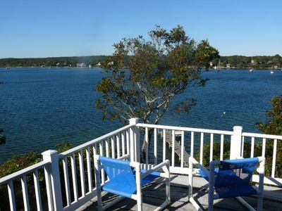 Photo for Private Waterfront, Private Beach, Private 90' Dock, Views Views Views