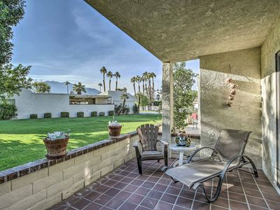 Photo for NEW! Condo w/Pool Access - Mins to DT Palm Springs