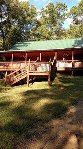 Photo for SUPERBOWL Special!  Mountain Cabin Ideally Situated To Blue Ridge, GA, Murphy NC