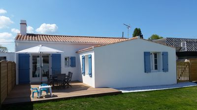 Photo for Escapade in Noirmoutier: house completely renovated in 2017