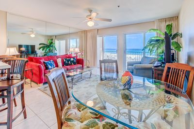 Gorgeous Living Space - Gulf front views!