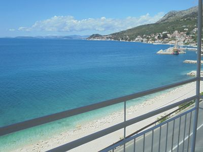 Photo for Adriatic Retreat @ Apartment Silvana near Split