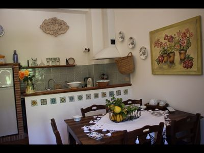 Photo for Villa Oceri, 900 meters from the sea, ancient farmhouse