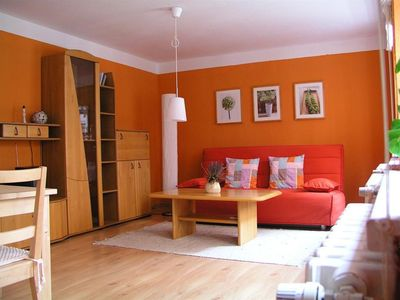 Photo for Apartment Lotte, bath, WC - Apartments in the Schelfstadt