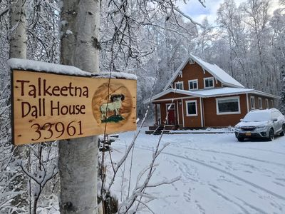 Photo for Talkeetna's Mount Dall House with brand new Jacuzzi