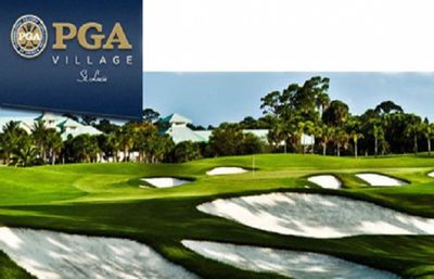 Photo for 5 Room PGA Village Golf Resort Villa by Clubhouse +Pool Patio w/BBQ Grill near Town Center