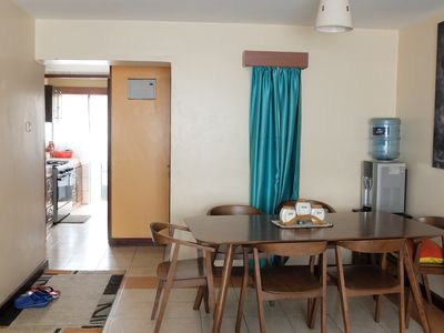 Photo for furnished 3 bedroom apartment in Langata NHC court
