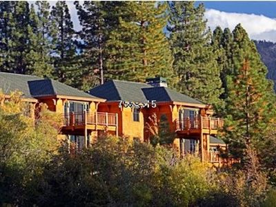 Photo for Incline Village, Lake Tahoe - Gorgeous 2BR/2BA Penthouse at Hyatt Residence Club