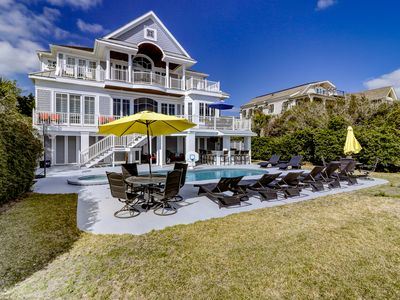 Photo for 33 Dune Lane- Oceanfront & Beautiful!