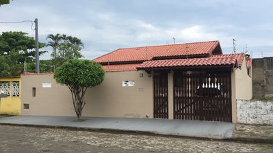 Photo for House 80 mts. from the beach at Jardim Lindomar in Itanhaem.