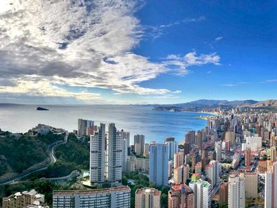 Photo for Benidorm High Apartments-39th Floor A-Torre Lugano