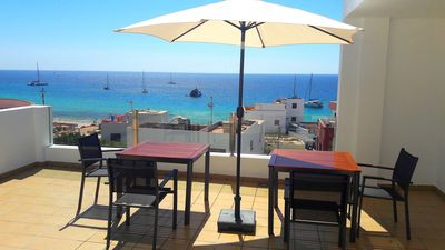 Photo for Apartamento Sarah 3A, 2min to the beach and promenade, central and quiet. Free WIFI