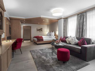 Photo for Family Suite Silberdistel Type E_5 - The Edelweiss - Salzburg Mountain Resort
