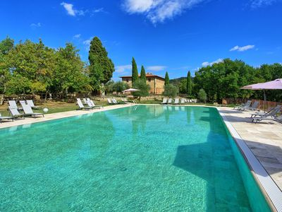 Photo for Mulignone 1 - apartment in the heart of Chianti, Toscana.