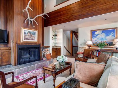 Photo for Charming Townhome in Upper Deer Valley with Spectacular Mountain Views