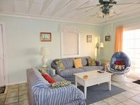Beach front duplex - great place to stay
