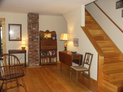 Living Room & and stairs to bedrooms