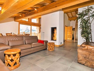 Photo for Chalet des Arcs - Chalet 8 Rooms 16 People