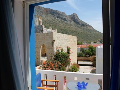 Photo for Holiday apartment Stalos for 1 - 4 persons with 1 bedroom - Holiday apartment