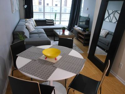 Photo for Great 1BR Condo in the Heart of the City!