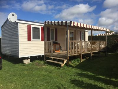 Photo for Rental mobile home new (2018) 36 m2