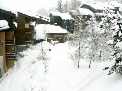 Photo for Rent Les Coches: Duplex ski slopes and shops 6 sleeps