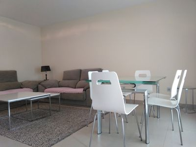 Photo for Beautiful apartment in San Juan Golf-Beach with paddle, pool, gym and sauna.