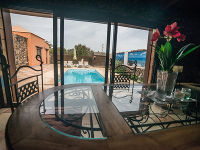 Photo for BEAUTIFUL HOUSE IN NORTHERN FUERTEVENTURA