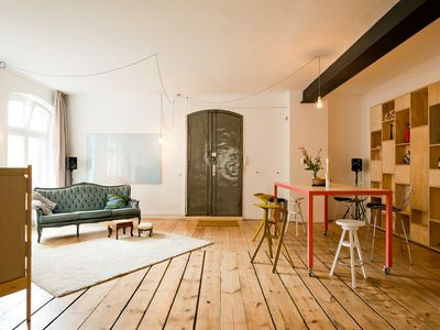 Photo for Salon apartment in Kreuzberg
