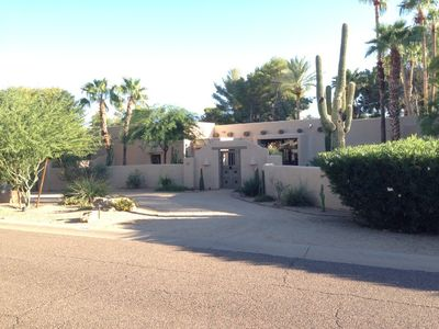 Photo for Beautiful and Private Estate in Phoenix Arcadia Area