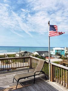 Photo for Come enjoy one of the best views on Emerald Isle!
