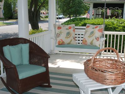 Photo for Aug 24-30 - Delightful Spring Lake Private Yard and Family-Friendly