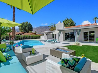 Photo for Camp Palm Springs - newly renovated Mid-Century modern retreat