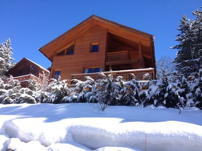 Photo for Chalet Les Blanchons
